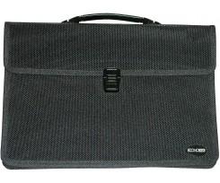 Портфель Economix В4 на 2 відділення пластиковий (E31606)
