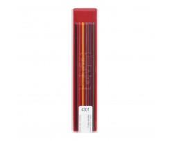 Грифелі Koh-i-Noor для цангового олівця 2 мм 12 шт асорті (GKH4190.2B)