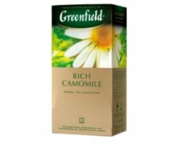 Чай Greenfield Rich Camomile трав'яний 1.5 г 25 штук пакетований (gf.106042)