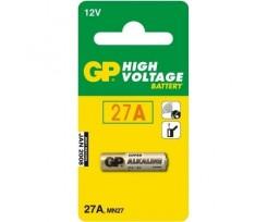 Батарейка GP Alkaline 12V A27 (*62082)