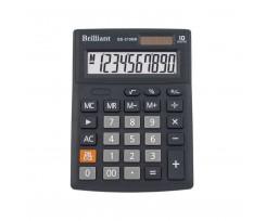 Калькулятор Brilliant BS-210NR 10 розрядів (BS-210NR)