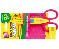 Ножиці Cool For School 135 мм асорті (CF49452)