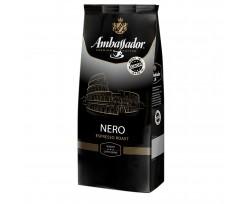 Кава в зернах Ambassador Nero, пакет 1000 г, (PL) (am.52309)