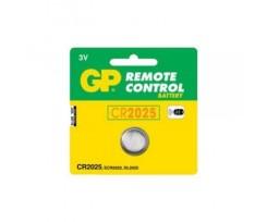 Батарейка GP CR 2025 (*27282)