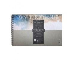 Альбом для акварелі на пружині Fabriano Watercolor Studio A 12 аркушів 300 г/м2 (19100280)