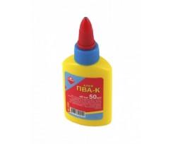 Клей Klerk ПВА 50 мл ковпачок-дозатор (Я10614_KL1205)