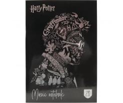 Зошит для нот Kite Harry Potter, А4, 20 аркушів (HP20-404-2)