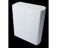 Рушники паперові целюлозні BuroClean  24х21 см, Z-подібні.,200шт., 2-х шарові, білі(10100110)