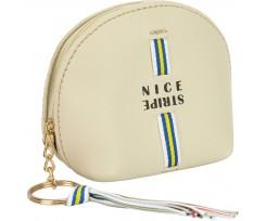 Брелок-гаманець Cool For School Nice Stripe з аплікацією (CF86941)