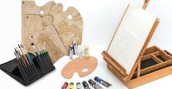 Інструменти, аксесуари для живопису, графіки, каліграфії
