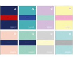 Зошит Interdruk Kids Pastel А5 60 аркушів клітинка асорті (255723)