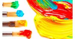 Фарби художні