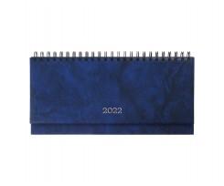 Планінг датований Buromax Base 320х125 мм 120 сторінок синій (BM.2599-02)