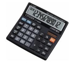 Калькулятор Citizen , бухгалтерський з корекцією, 12 розрядний (CT-555N)