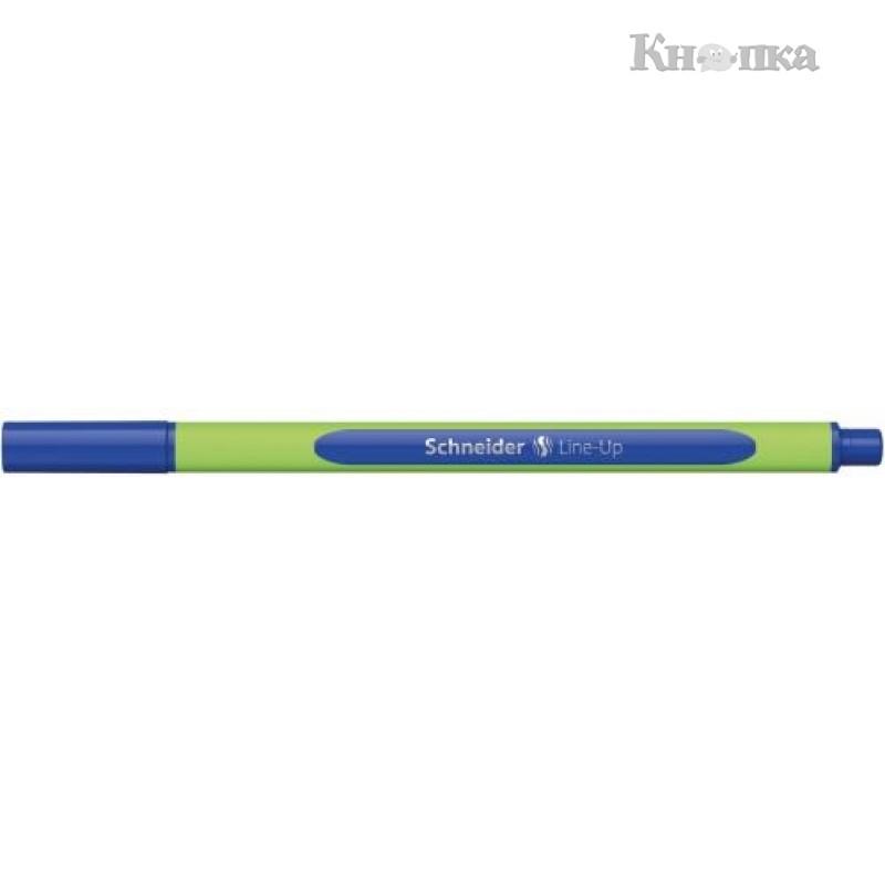 Лайнер SCHNEIDER Line-Up синій 0,4 мм (S191003)