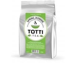 """Чай зелений TОТТІ Tea """"Весняний жасмин"""", листовий, 250 г (tt.51289)"""