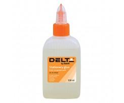 Клей канцелярський Axent Delta 100 мл ковпачок-дозатор (d7222)