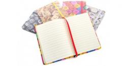 Блокноти, записні книжки, змінні блоки, книги рецептів, планінги