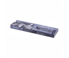 Набір вугілля Cretacolor NERO POCKET 7 шт металева коробка (40008)
