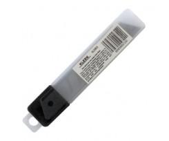 Леза змінні Klerk для канцелярських ножів 18 мм 10 штук (Я13906_KL0805)