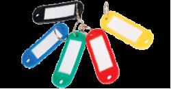 Брелки-індентифікатори для ключів