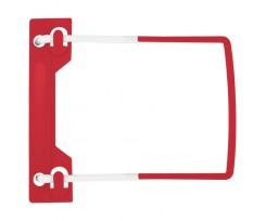 """Зшивач для документів Axent """"Smart"""" до 500 листів, 50шт, червоний (1725-a)"""