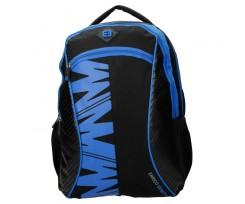 Рюкзак для ноутбука Enrico Benetti Natal 32x46x24 см 35 л Black-Kobalt (Eb47106 058)