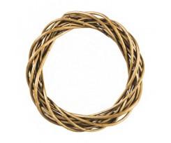 Віночок для декорування Knorr Prandell верба темна діаметр 23 мм (216791239)