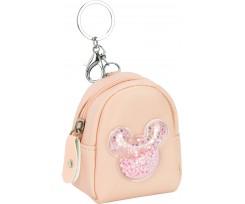 Брелок-гаманець Cool For School Ведмедик з аплікацією з конфеті (CF86944)