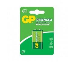 Батарейка GP GREENCELL 9V 6F22 (*40626)