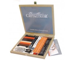 Набір олівців для рисунку Cretacolor Passion Box 25 шт (907140041)