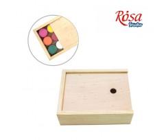 Пенал для гуаші дерев'яний ROSA 17*13,3*5,3см., (GPТ50083141)