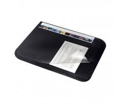 Підкладка на стіл Leitz 50х65 см чорна (5312-00-95)