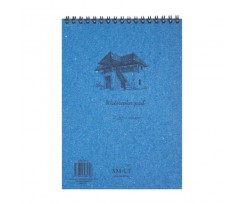 Альбом для акварелі А4 SMILTAINIS AUTHENTIC 35 арк., 280г/м2,  (AB-35TS)