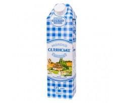 """Молоко ультрапастеризоване СЕЛЯНСЬКЕ """"Особливе"""" 2,5% 950г. (sn.82407)"""