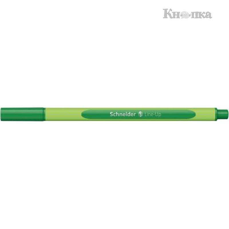 Лайнер SCHNEIDER Line-Up зелений 0,4 мм (S191004)