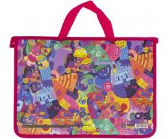Портфель Cool For School Colorfull А4 (CF30001-08)