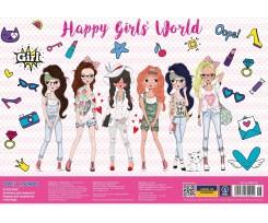 Килимок Cool For School Girls (CF69001-08)