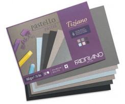 Cклейка для пастелі А4 Fabriano Tiziano 30 арк., 160г/м2, (46221297)