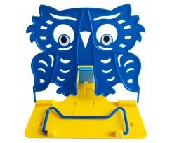 """Підставка під книги Cool for school """"Сова"""", 21 см, металево-пластикова (CF31750)"""