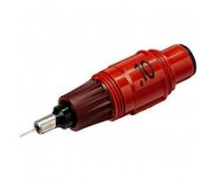 Передня частина Rotring для Isograph 0.1 мм червоний (S0217870)