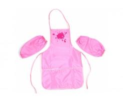 Фартух з нарукавниками Cool For School 30 х 50 см рожевий (CF61490-09)
