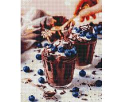 Алмазна мозаїка ArtStory Десерт 40х50 см асорті (ASM30)