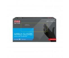 Рукавички Pro Service Professional М 100 штук чорні (pr.17403700)