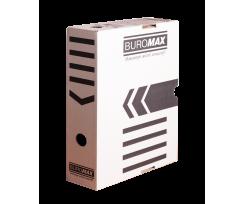 Бокс Buromax для архівації документів 352х250х80 мм білий (BM.3260-12)