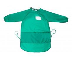Фартух для дитячої творчості Cool for school підлітковий, зелений (CF61651-04)