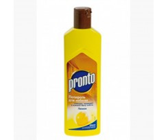 Поліроль для меблів Pronto 300 мл Лимон (w.00511)