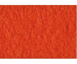 Фетр листковий Knorr Prandell 710 поліестер 20х30 см Оранжевий 150 г/м2 (0000181604)
