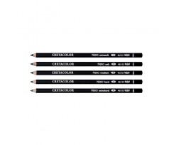 Набір олівців для рисунку Cretacolor Неро дуже твердий 5 3 шт (57446105)