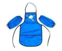 Фартух з нарукавниками Cool For School 30 х 50 см блакитний (CF61490-11)